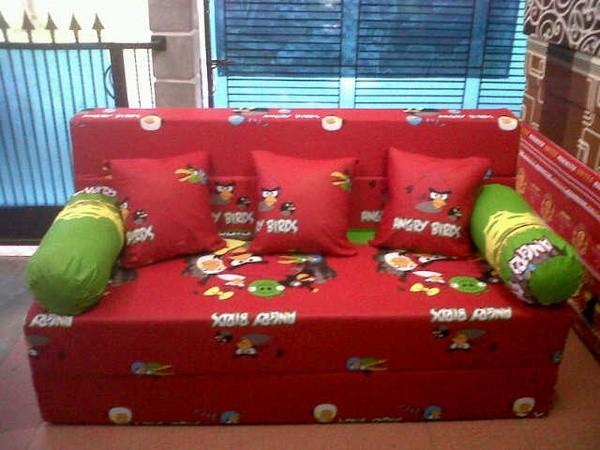 Jual Cover Kain Penganti Sofa Bed Ukuran 200 X 160 X 20 Kab Tangerang Distributor Inoac Tokopedia