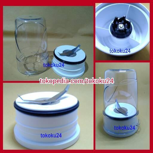 harga Sparepart blender gelas bumbu kecil komplit bisa pakai di philips 2071 Tokopedia.com