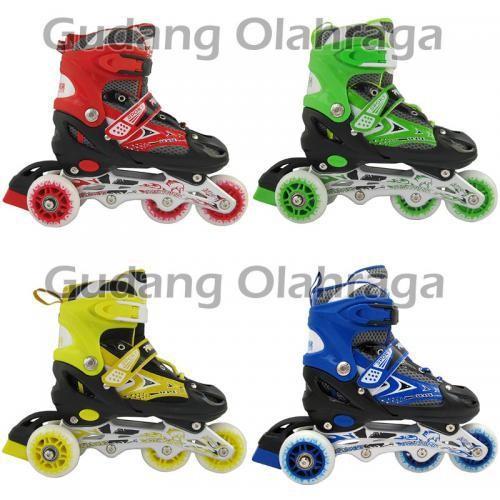 Jual BAJAJ Inline Skate Murah   Sepatu Roda Anak dan Dewasa ... b5ad0038c3