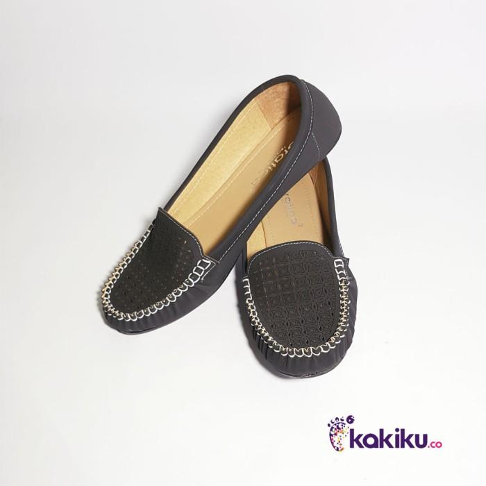 harga Sepatu flat shoes balet wanita gratica rj61 hitam / new diskon murah Tokopedia.com