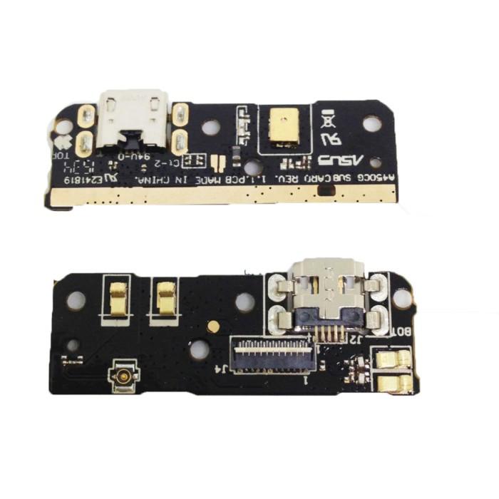 harga Asus zenfone 4s a450cg connector chargermic flexi fleksi Tokopedia.com