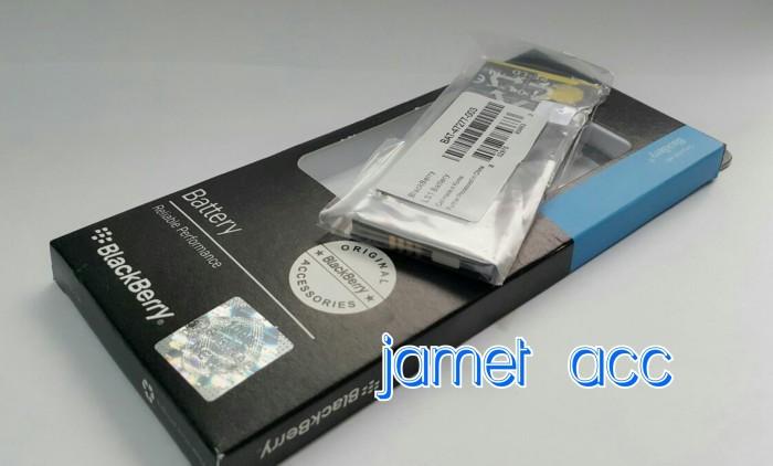 harga Batre blackberry z10 l-s1 original new 100% Tokopedia.com