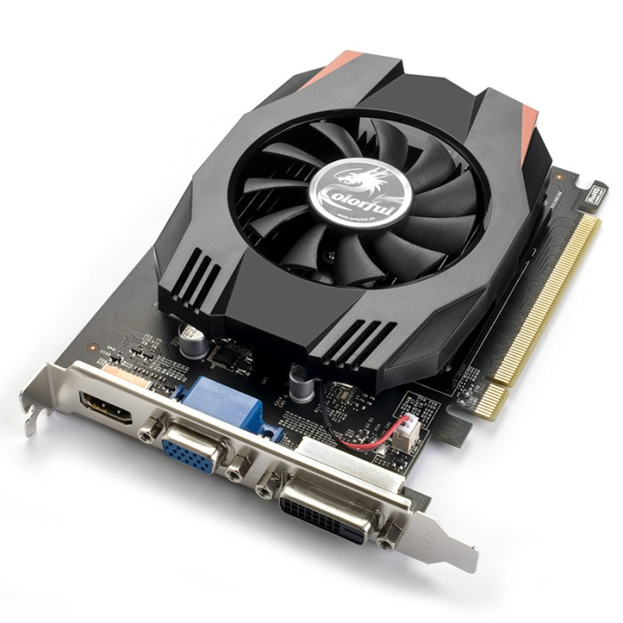 NOB 1GB nVIDIA Quadro 600 DDR3 PCI Express 2.0 x16 DVI Display Port Video Card V