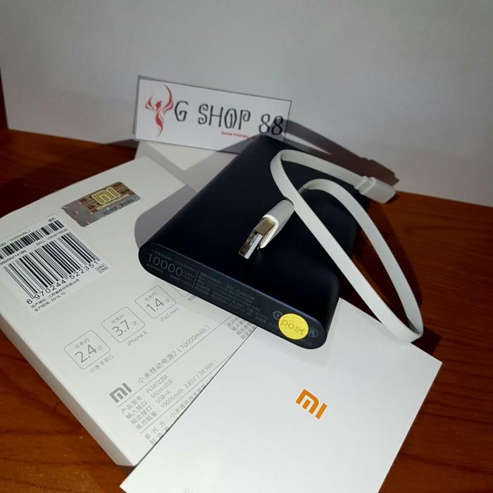 Xiaomi mi power bank 10000 mah slim fast charging | original 100%