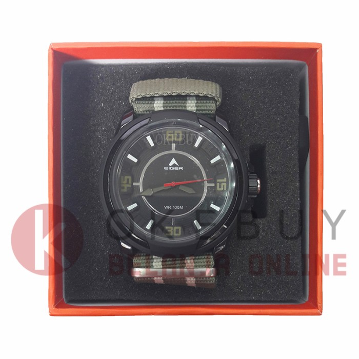 harga Jam tangan digital eiger iyw0112 / watch / outdoor / fashion Tokopedia.com
