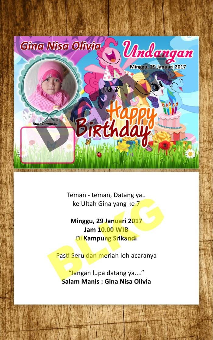 Free Download Desain Kartu Undangan Ulang Tahun Anak ...
