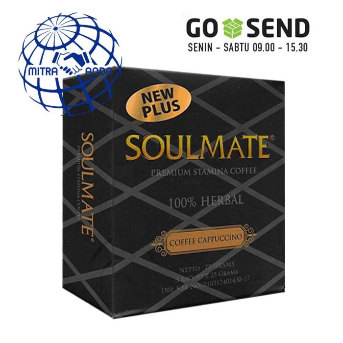 ... harga Kopi stamina soulmate coffee bpom supplement herbal untuk pria dewasa Tokopedia.com
