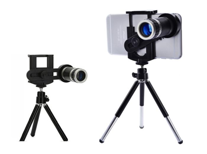 harga Lensa teropong / telescope untuk handphone / smartphone / hp / zoom Tokopedia.com