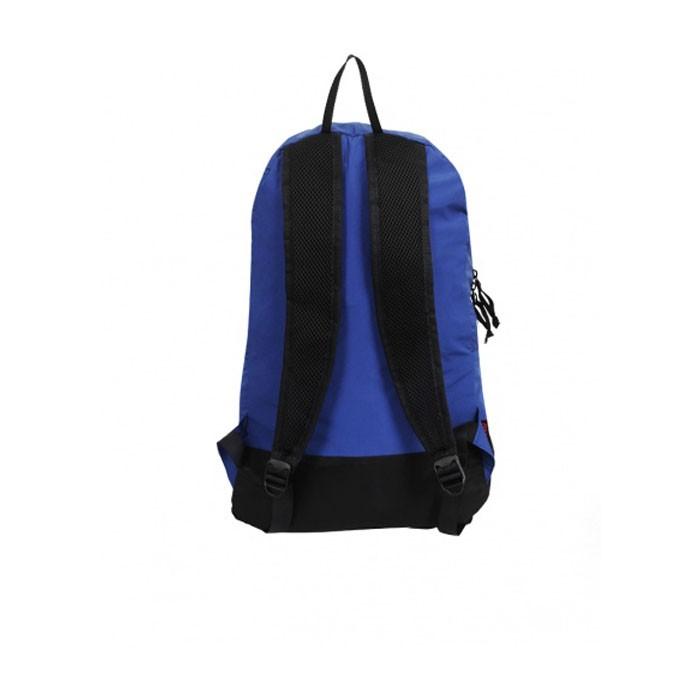 Foldable Backpack Travel Bag Tas Ransel Lipat Cozmeed Utility 2 Biru .