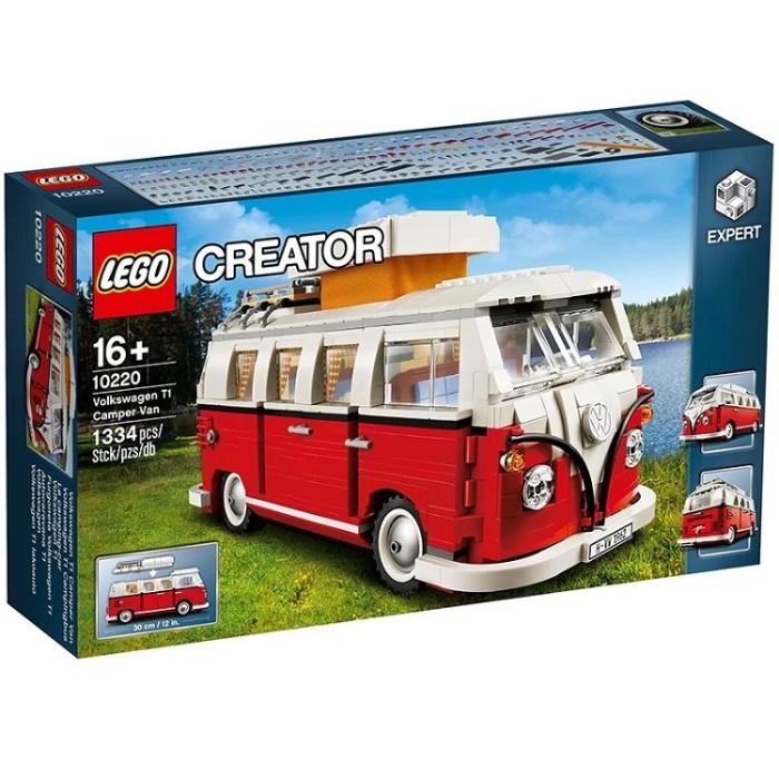 Vw Camper Van >> Jual Lego 10220 Volkswagen T1 Camper Van Vw Bus Classic Car Series Kota Medan Christian Tung Tokopedia