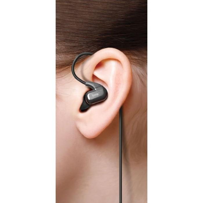 Basic In Ear IE 81 HD Komponen Elektronik Elektronik Bukalapak Source · Basic In Ear Earphone IE 85