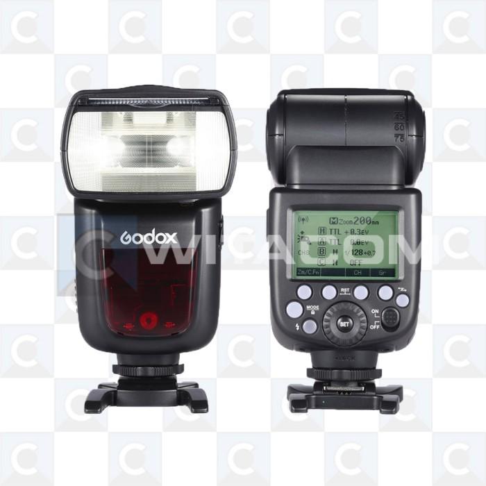 harga Godox v860ii-c flash for canon Tokopedia.com