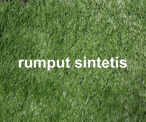 Foto Produk Rumput Sintetik / Sintetis (200 x 100cm) Baru | Peralatan Rumah Tangga dari Claudia Krystina