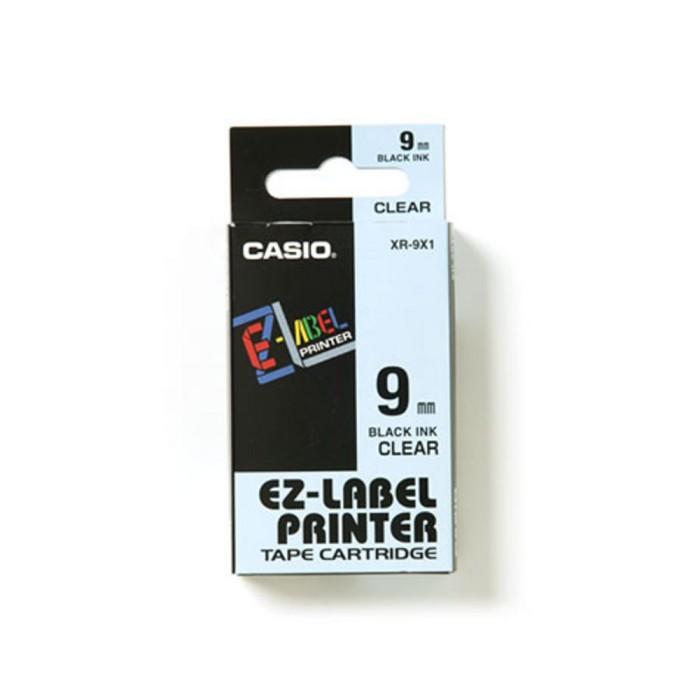 harga Pita label printer casio 9mm Tokopedia.com