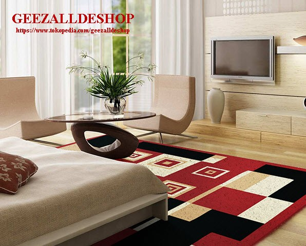 Karpet Ruang Tamu 170x230 Permadani Minimalis