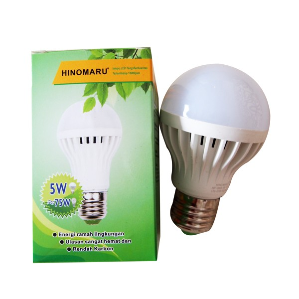 Lampu LED Hinomaru 5 watt