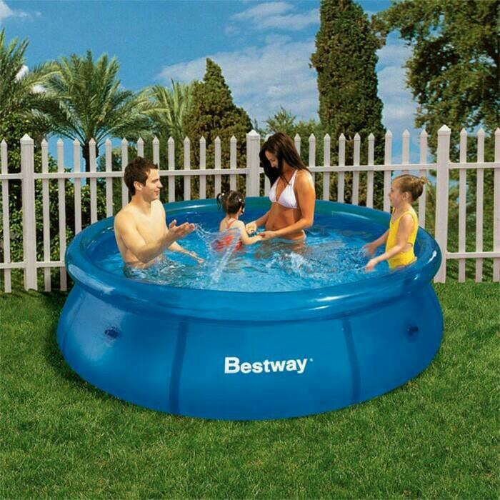 harga Kolam renang anak fast set pool bestway (305) Tokopedia.com