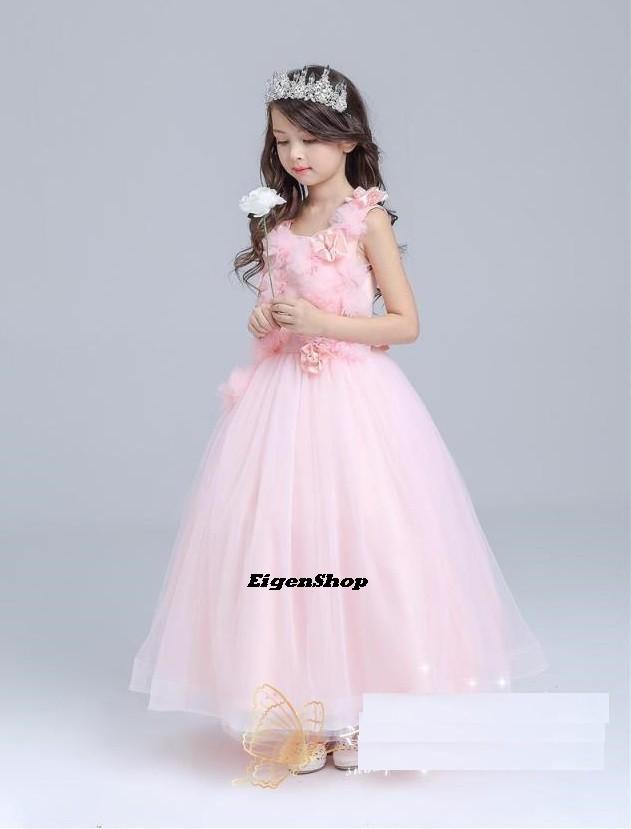 Jual A1612009 Gaun Pesta Anak Gaun Pengantin Anak Dress Anak Kota