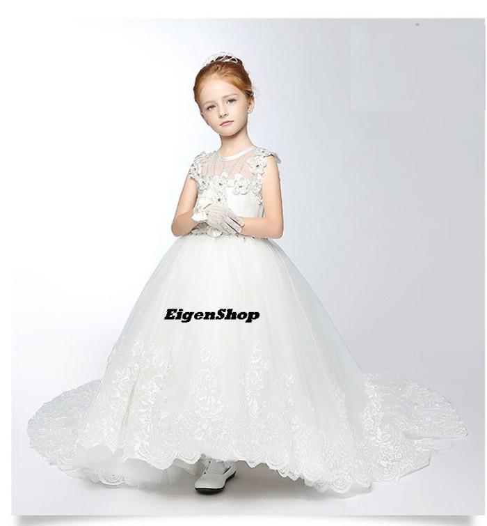 Jual A1612014 Gaun Pesta Anak Gaun Pengantin Anak Dress Anak Kota