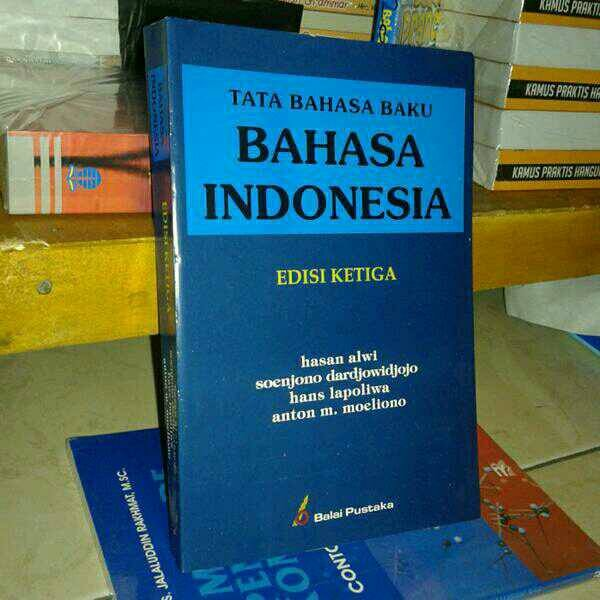 harga Tata bahasa baku bahasa indonesia Tokopedia.com