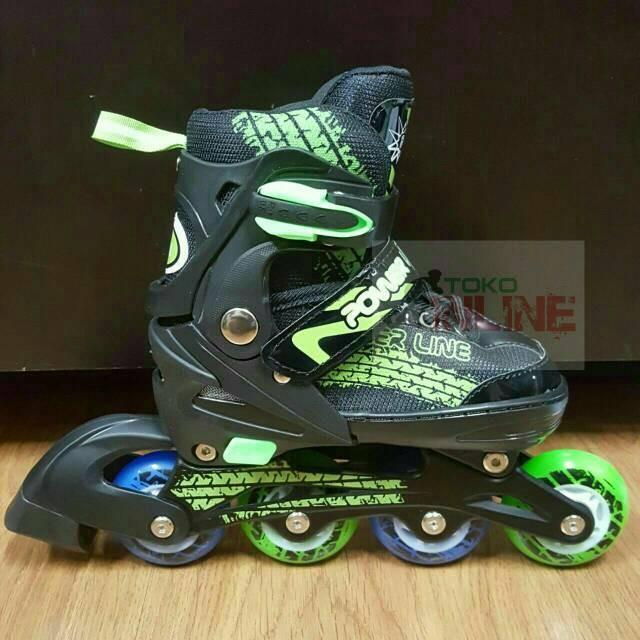 Sport Power Line Sepatu Roda Anak Merah S - Referensi Daftar Harga ... 0b36b1d935