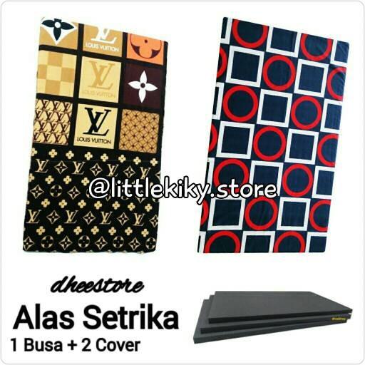 harga Alas setrika double cover Tokopedia.com