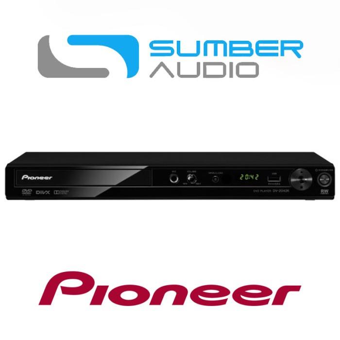 harga Pioneer dv-2042k dvd player dengan usb dan karaoke Tokopedia.com