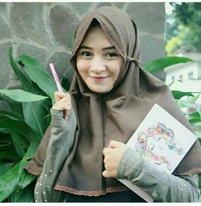 Jual Kerudung Sekolah Bergo Al Azhar Bergo Rabani Hijab Sekolah
