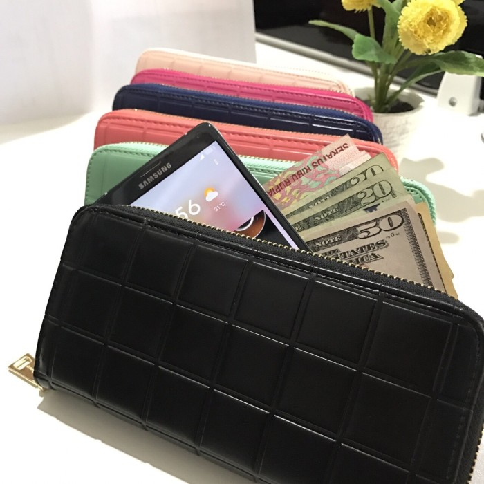 Jims Honey Dompet Kecil Fashion Mini Ribbon Wallet Black4 Daftar Source · JIMS HONEY WALLET OLIVER
