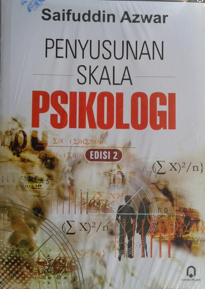harga Buku penyusunan skala psikologi Tokopedia.com