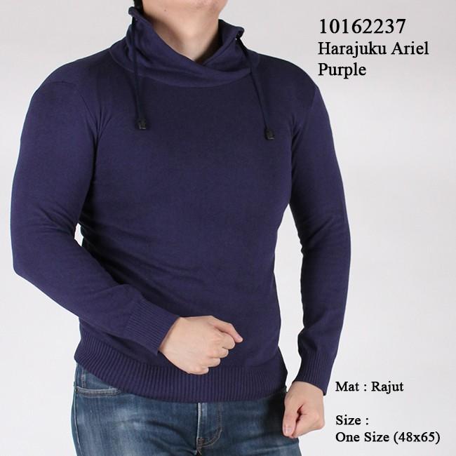harga Harajuku sweater ariel 4 warna Tokopedia.com