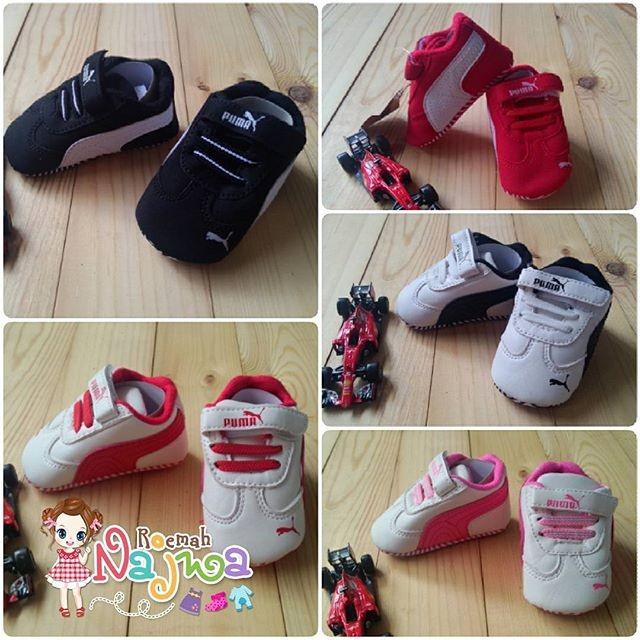 Jual Prewalker Sepatu Bayi Laki-laki Puma Sport Berkualitas ... 9f41d6cdc6