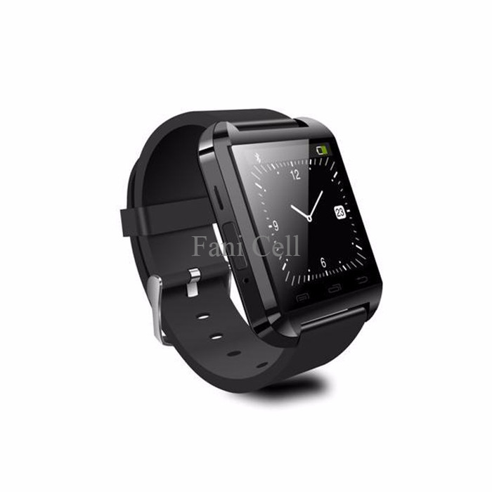 Smart Watch U8 DELTA - Smartwatch JAM TANGAN PINTAR SIM CARD. Source · Jual SmartWatch-Jam Tangan Pintar For Smartphone Android & IOS U8 Hitam - Fani Cell