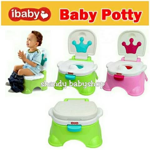 harga Toilet anak/ baby potty trainer/ ibaby potty Tokopedia.com