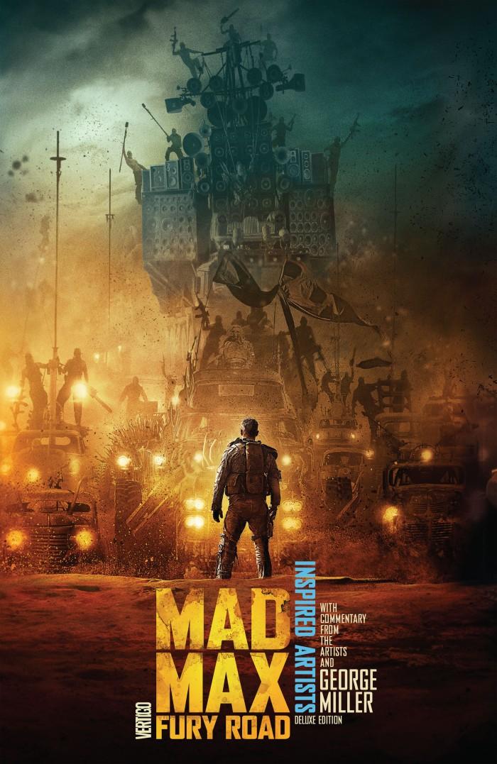 harga Mad max fury road inspired artists (deluxe edition) [ebook/e-book] Tokopedia.com