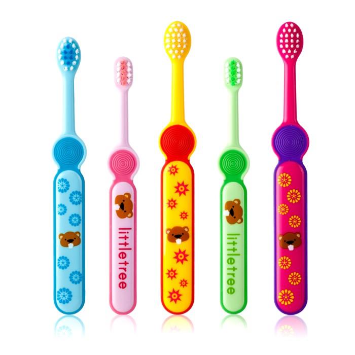 Jual Little Tree Toothbrush Sikat Gigi Anak Bayi Balita - Mamibeli ... 0a56180c62