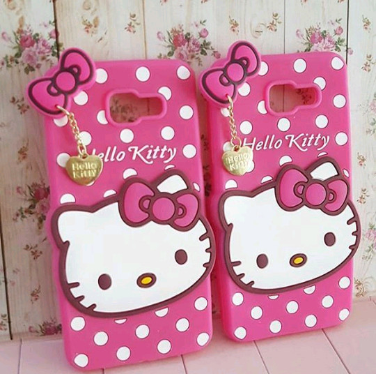 harga Soft case hello kitty karet polkadot pink j1/ j1 ace/ j1 2016/ j2/ j3 Tokopedia.com
