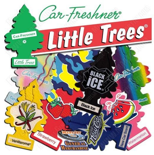 Little Trees Air Freshener - Parfum / Pengharum Mobil