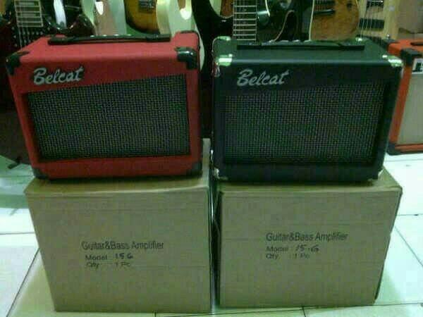 harga Ampli amply amplifier gitar belcat 15g Tokopedia.com
