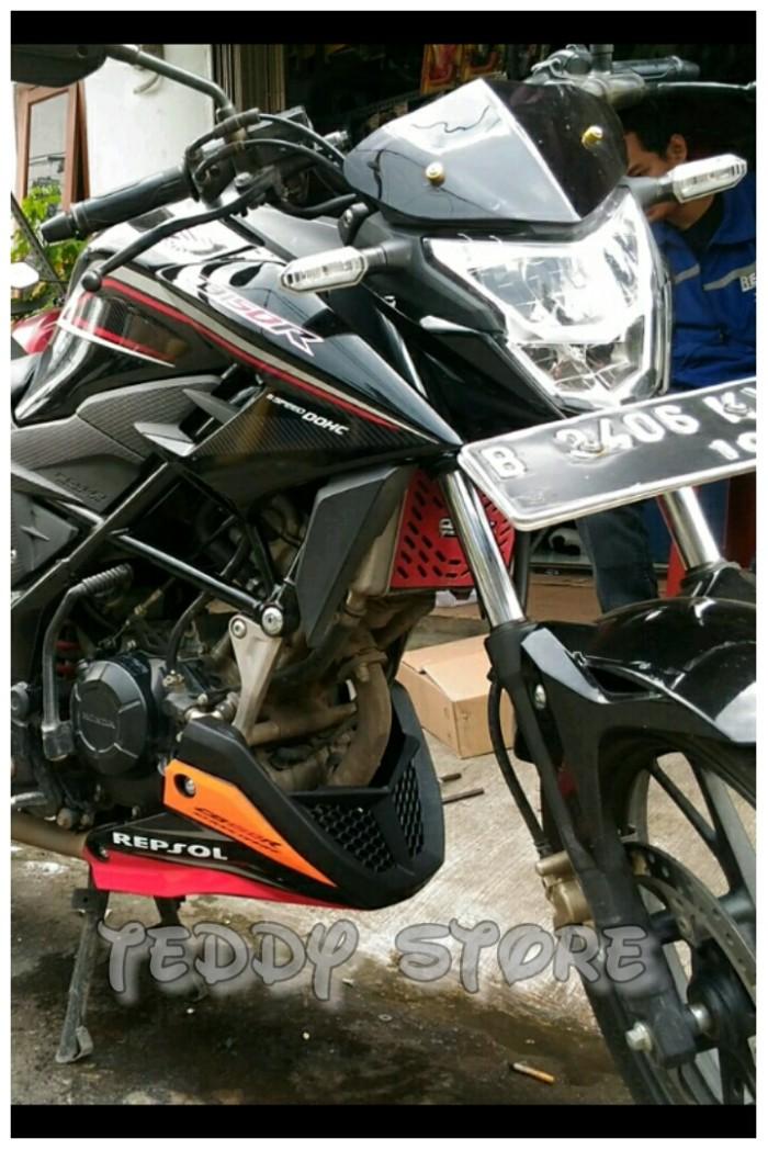 Jual Undercowl Honda New Cb150R CB 150R Facelift Led Model Vixion Advance -  Kota Yogyakarta - Teddy Store Online Shop | Tokopedia