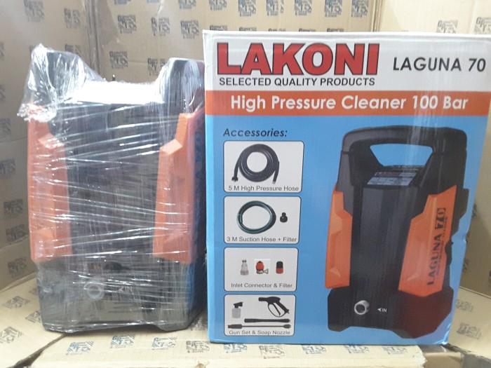 Jual Mesin Steam Cuci Mobil Jet Cleaner Lakoni Laguna 70