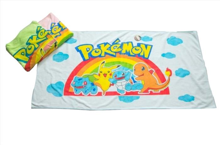 harga Dixon handuk kain microfiber 60x120 pokemon 6728 Tokopedia.com