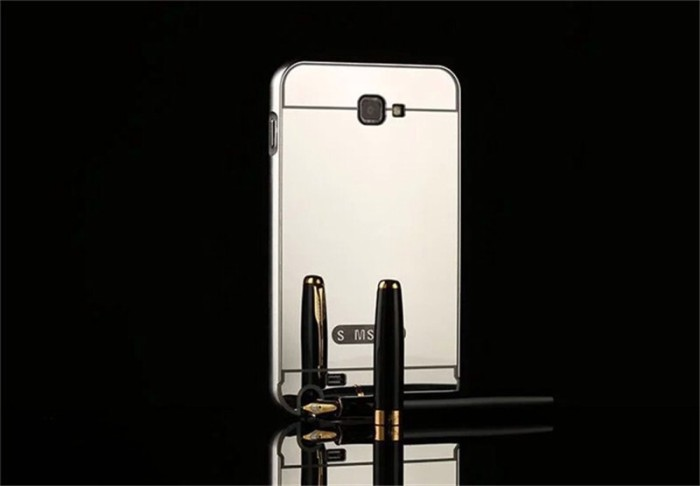 Hardcase Aluminum Mirror Plating Casing Samsung Galaxy Note 1 N7000 .
