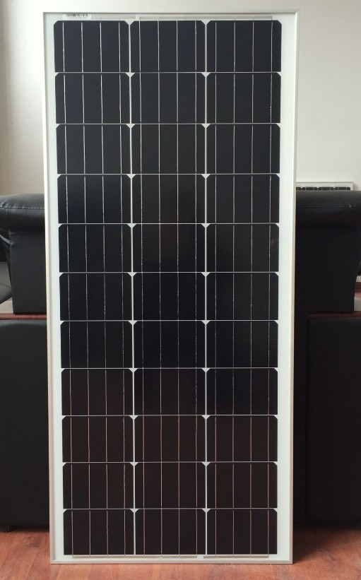 harga Panel surya modul solar cell 100w 100wp 100watt 100 w wp peak mono Tokopedia.com