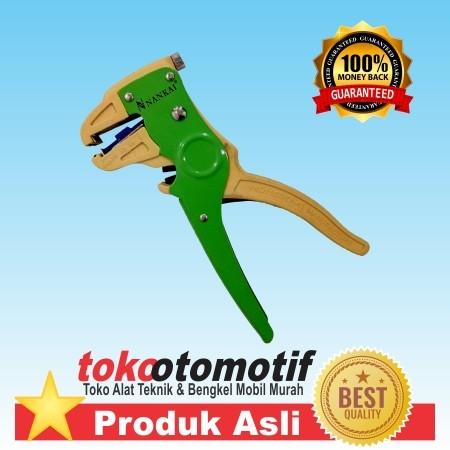 harga Wire stripper model f nankai ( top quality ) tang kupas kabel Tokopedia.com