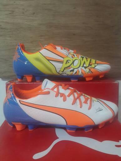 Jual Sepatu bola Puma EvoPower 4.2 POP FG. Original 100% - anleshma ... 2e76892e18