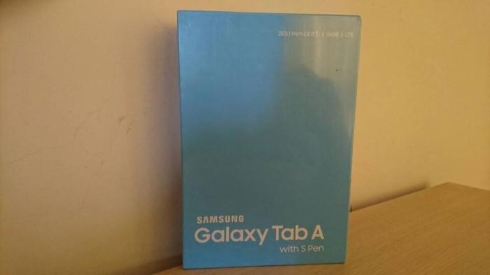 harga Samsung galaxy tab a 2016 with s-pen 8  resmi samsung indonesia !! Tokopedia.com
