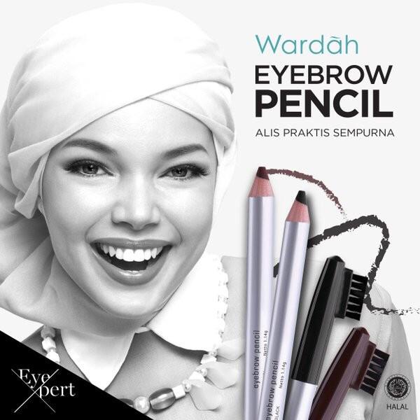 Katalog Pensil Alis Wardah Travelbon.com