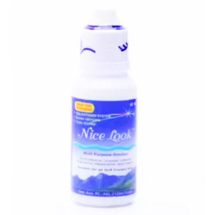 Nicelook - Cairan Pembersih Softlens - 120ml