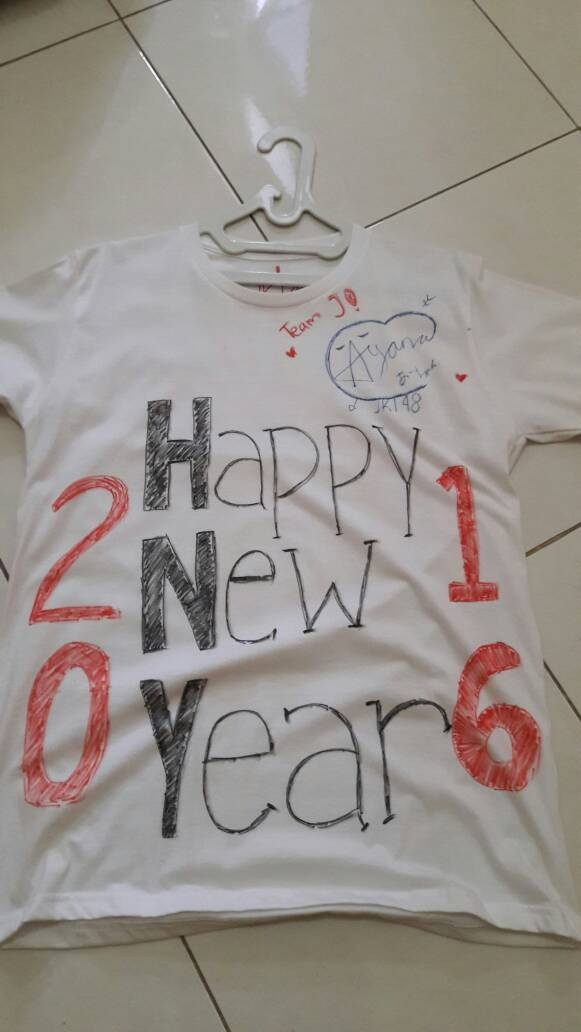Happy New Year Drawing 66